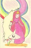 A Princess and a Lady by The-Happy-Apple