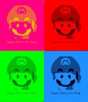 Super Mario for King by TheGreatDevin
