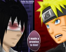 Naruto - I made a promise by staf93