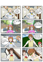 OC Ask: Everyone 18 Part 2 by YoshiMAN555