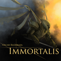 Immortalis Album art by Oscar-is-Happy