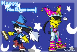 Happy Halloween 2005 by Fushidane