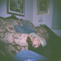 i am not quite sleeping. by unresponsive
