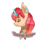 Summer Bloom by RaposaBoba