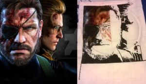 MGSV: Ground Zeroes Project Update 05 by Snake-Fangirl