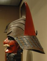 samurai helm 1 by knightfall-stock
