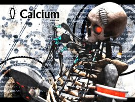Calcium Endoskeleton by Deino3330