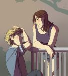 CM: August and Nikki by c-plaus
