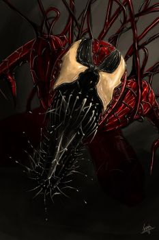 Carnage  by PointedTail