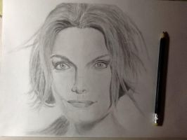 Michelle Pfeiffer by Art-O-mania