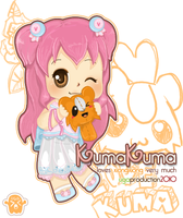 KumaKuma by supperfrogg