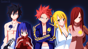 FAIRY TAIL by gaston18