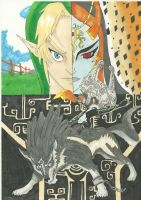 Twilight Princess by CAP7AIN-TEZZ-VII