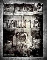 Apollo Poster by HexZombies