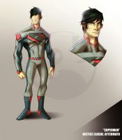 Superman II by COLOR-REAPER