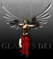 Angel from Gladius Dei by Dalilean
