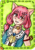 ACEO #6 - Celeste by Rin95