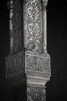 Arabic Column by Hgonzag