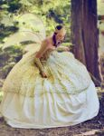 Fairy Ball Gown Libra by Temperate-Sage