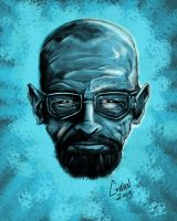 Walter White by Keith0186