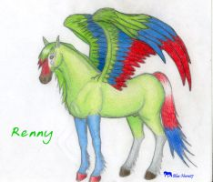 Renny by Blue-Horse07