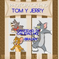 Pack png Tom Y Jerry by ADMINBRAIAN