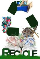 Recycle 2 by jrbamberg