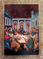 The Last Supper by GalleryZograf