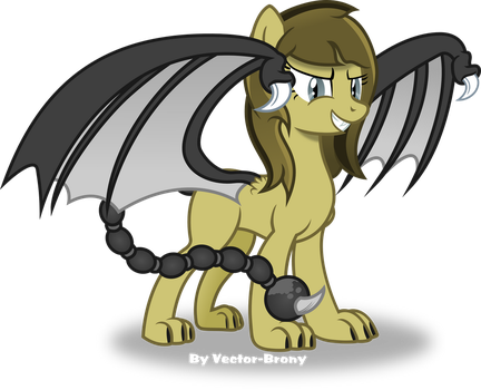 Brass (Fallout Equestria Project Horizons) by Vector-Brony