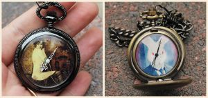 Original Design Pocket Watches by asunder