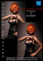 Quality Retouche TUTORIAL by Rafido