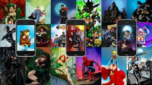 Free - iPhone/iPod touch Wallpaper pack by J-Skipper