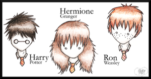 Harry Potter Crew by A-McQ