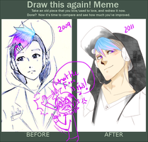 before after looks like crap by TheBishonenMaker
