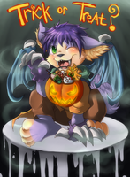 Trick or Treat Aywas by Hyrika