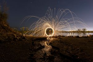 steel wool by MarshallLipp