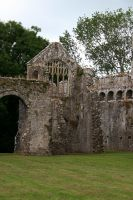 Lamphey Bishops Palace 11 by GothicBohemianStock