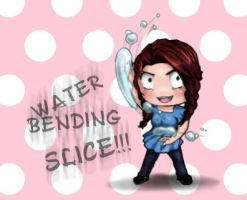 Me Chibi - Avatar Action by Katoons88