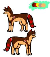 Fire reference sheet :read description: by TheBlazingEmber