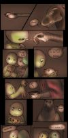 First Words pg. 1 by yinller