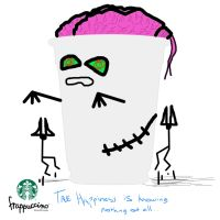 Frappy Frappiness by Cy4ntic
