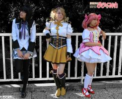 We Are Mahou Shoujo by Snippershoo