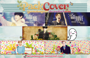 20140620. Pack Gift for my Friends  [PSD] by GenieDyo
