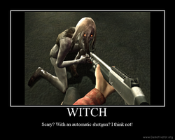 Demotivator - Witch by outofstategrl