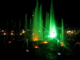 green fountains by anupamas