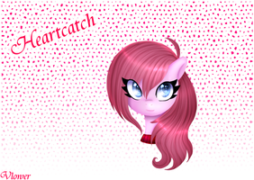 Pony heartcatch by vlower