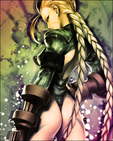 Cammy - Street Fighter by Mabakun