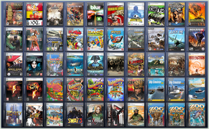 Game Icons 25 by GameBoxIcons