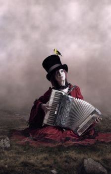 L accordeon by Flore-stock