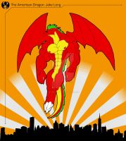 American Dragon by madmick2299